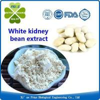 Buy cheap White Kidney Bean Extract Powder Weight Loss Phase 2 Carb Blocker Fat Burning White Bean Extract from wholesalers