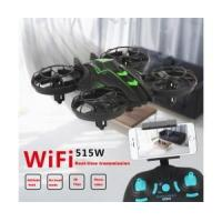 Buy cheap New Arriving!JXD 515W 2.4G WIFI Mini RC Quadcopter Drone With 0.3MP Camera Altitude Hold For Sale from wholesalers