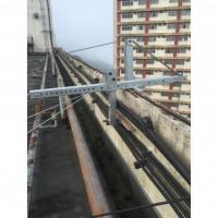 Buy cheap Construction building aluminum ZLP630 hoist gondola in Indonesia from Wholesalers