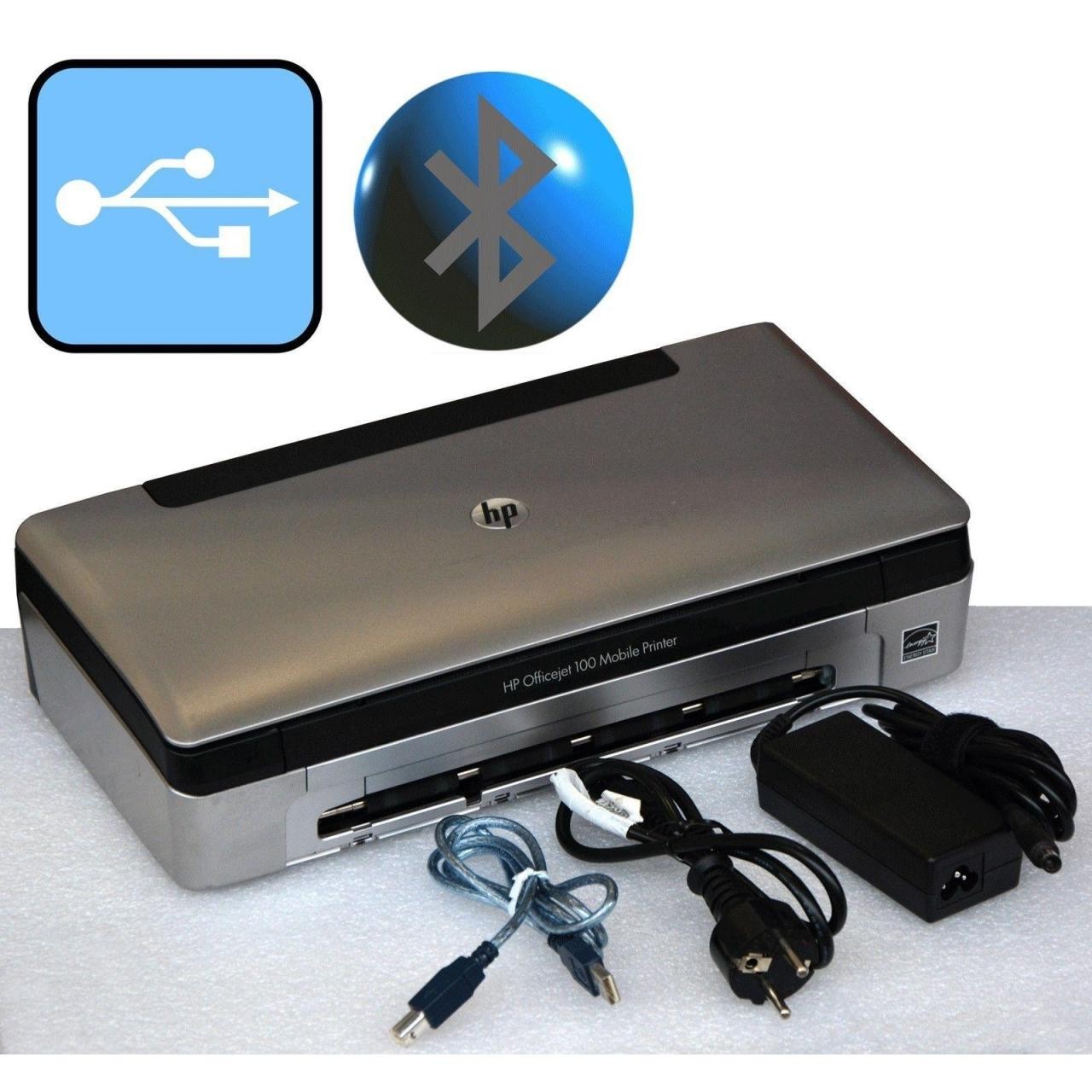 Buy cheap HP OfficeJet 100 Mobile Portable Bluetooth USB InkJet Printer from wholesalers