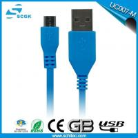 Buy cheap Shenzhen Factory Price Custom Usb Cable For Mobile Phone Charging And Data Transfer from wholesalers