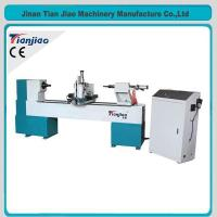 Buy cheap CNC Wood Lathe Wood Lathe Turning For Spiral Staircase from wholesalers