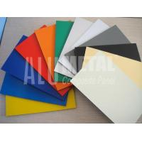 advertising material acp aluminum composite panel