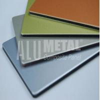 Buy cheap PVDF Coating acp for sign board from wholesalers
