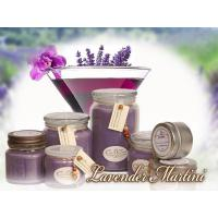 Buy cheap Jar Soy Candles Lavendar Martini Scented Soy Candles from wholesalers