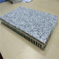 7mm Granite Stone Honeycomb Composite Panels Backed with Aluminum Honeycomb Panels