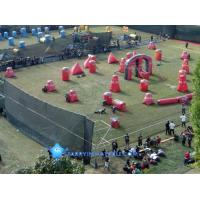Buy cheap inflatable bunker for Speedball game from wholesalers