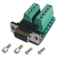 Buy cheap Serial converters DB9 Terminal Block Header w/nuts from wholesalers