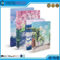 Buy cheap Case Bound Personalized Hardcover Notebook Printing from wholesalers