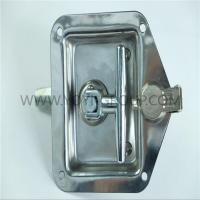 Buy cheap Truck Paddle Latch Lock Toolbox Latch Locks from wholesalers