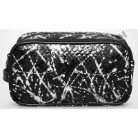Buy cheap Promotion Custom PU Leather Cosmetic Bag from wholesalers