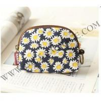 Buy cheap Custom Design Cute Canvas Coin Bag from wholesalers