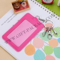 Buy cheap Customized PU Leather Luggage Identification Tag from wholesalers