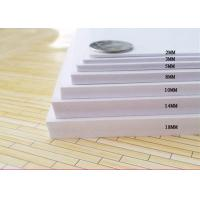 Buy cheap Customized WPC Construction Foam Board For Concrete Formwork 610 X 2440mm from wholesalers