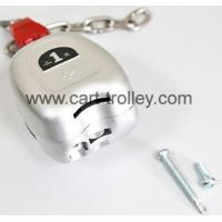 Buy cheap coin lock for supermarket trolley from wholesalers