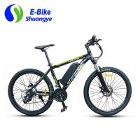 Buy cheap electric mountain bike product