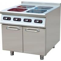 Buy cheap Floor Standing 4 Zone Induction Hob , 4 Burner Gas Hob For Catering Equipment from wholesalers