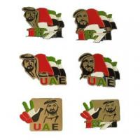 Buy cheap United Arab Emirates National Day Metal Badges from wholesalers
