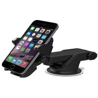 Buy cheap Iphone / Samsung Car Dashboard Phone Holder , Cell Phone Windshield Mount from wholesalers