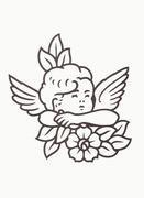 Buy cheap Carved angel headstones newitem183847756 from wholesalers