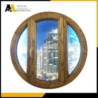 Buy cheap Aluminum Clad Wood Round Casement Window from wholesalers