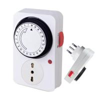 Buy cheap Mechanical Timer 24 Hours Mechanical timer,IP20 from wholesalers