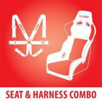Buy cheap Seats Seat & Harness Combo 1 from wholesalers