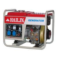 Buy cheap GENERATOR AND ENGINE HL2500CXE Diesel Engine Generator from wholesalers