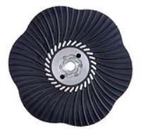 Buy cheap Abrasives COMBICLICK BACKING PAD FOR 4-1/2 TO 5 DIAMETER 5/8-11 THREAD ALL MATERIALS/BLACK from wholesalers