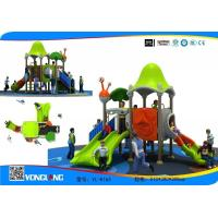 Buy cheap kidergarten outdoor modular kids playground parks and recreation equipment from wholesalers