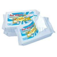 Buy cheap Pet wipe from wholesalers