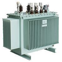 Buy cheap SBH15 Amorphous Alloy Oil-immersed Hermetically Sealed Energy-saving Three-phase Power Transformer from wholesalers