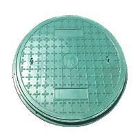 Buy cheap Round Resin Manhole Cover from wholesalers