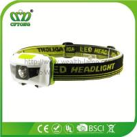 Buy cheap SOS Red LED 1W Headlamp from wholesalers