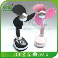 Buy cheap Mini Stand Hand Computer Desk Mini Battery Operated Fan from wholesalers