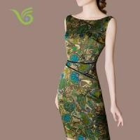 Buy cheap Women Dresses Women print night dress from wholesalers