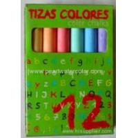 Buy cheap Colored Chalk with chalk holder from wholesalers