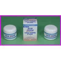 Buy cheap 3 BIG 4.5 oz Jar SCAR-ZONE Sudden Change Scar Reducer Fader ScarZone SPF15 from wholesalers