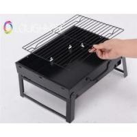 Buy cheap Easy Carry Folded Smokeless Barbecue Oven BBQ Grill from wholesalers