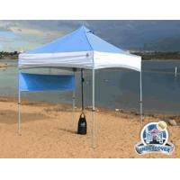 Buy cheap 8 x 8 Undercover Canopy UC-3 Sport-Packer COMMERCIAL ANODIZED ALUMINUM EZ Pop Up Tent from wholesalers