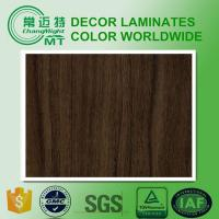 Buy cheap Black Walnut laminate countertop with great price/Wood grains2015 from wholesalers