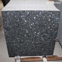 Buy cheap Blue Pearl Granite Tiles for Floor from wholesalers