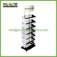 Buy cheap Rolling and Round rack Premium Cigars Display from wholesalers