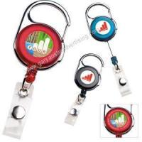 Buy cheap Carabiner Badge Holder from wholesalers