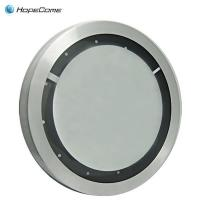 Buy cheap High Quality Bathroom Metal Mirror Wall Clocks from wholesalers