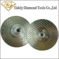 Buy cheap Electroplate Saw Blade product