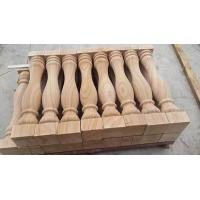 Buy cheap Sandstone Balustrade/baluster/railing In White,beige,yellow Color from wholesalers