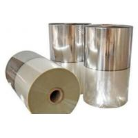 Buy cheap Metallized CPP Film (MCPP) Product  Semi Metallized PET film from wholesalers