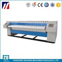 Buy cheap Gas /LPG/Natural Gas Heating Ironing Machine/flatwork Ironer for Bed Sheet, Tablecloth, Blanket from wholesalers