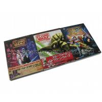 Buy cheap Star Wars The Clone Wars Seasons 1-3 DVD Box Set from wholesalers
